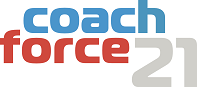 CoachForce 21 logo colour